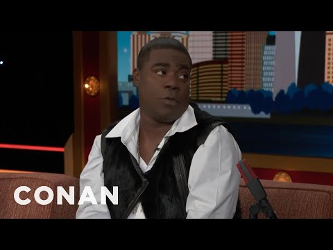 Tracy Morgan Forgives The Walmart Driver Who Hit Him  - CONAN on TBS