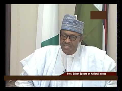 "Video: ""We cannot win the battle and lose the war"" President Muhammadu Buhari"