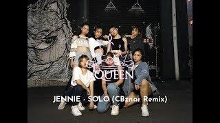 [L'QUEEN] JENNIE - SOLO (CBznar Remix)