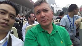 Nhà báo Nga gửi lời chào độc giả báo chí Việt Nam