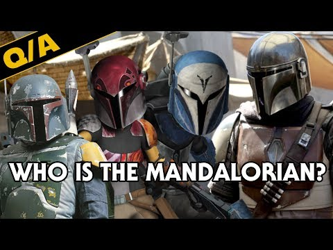 Who is The Mandalorian - Star Wars Explained Weekly Q&A