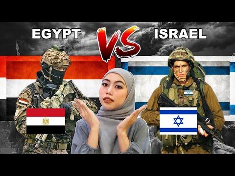 Egypt Vs Israel Military Power Comparison 2021   Indonesian Reaction