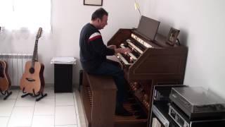 J.S. BACH   TOCCATA EN FA MAJEUR BWV 540   Jean-Paul YVETOT orgue Viscount Prestige II