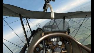 RISE OF FLIGHT S.E.5a 3 KILLS OVER GERMAN LINES WITH BRUTAL ENDING