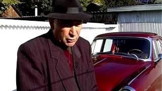 """Чоловік зі старенької """"Волги"""" зробив елітне авто"""