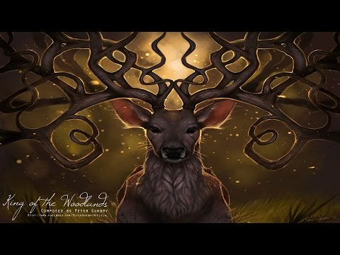Magic Celtic Music - King of the Woodlands