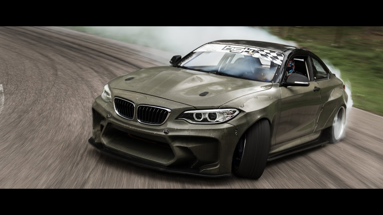 Best Car Drifting Wallpapers Hgk Bmw F22 Eurofighter Youtube