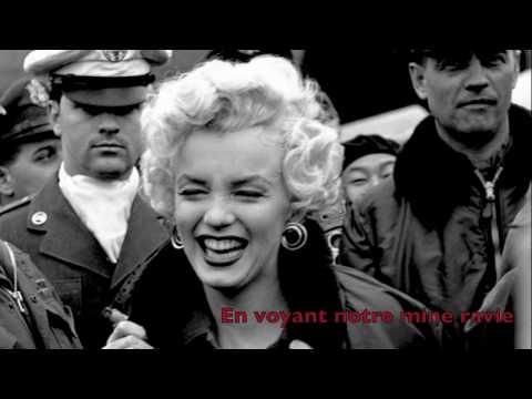 Eartha Kitt - C'est Si Bon (featuring Marilyn Monroe)