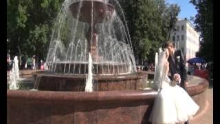 Свадьба Данченко Александра и Татьяны видео клип.avi
