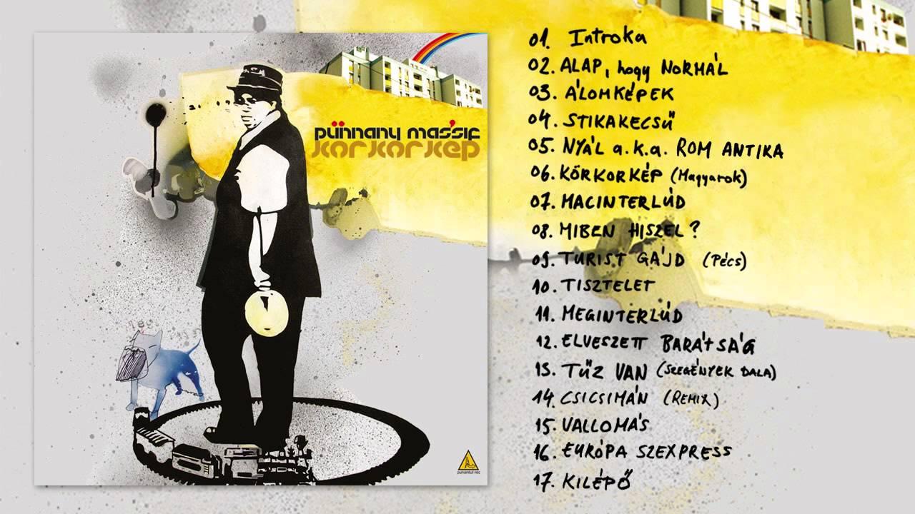 punnany massif sunkick album
