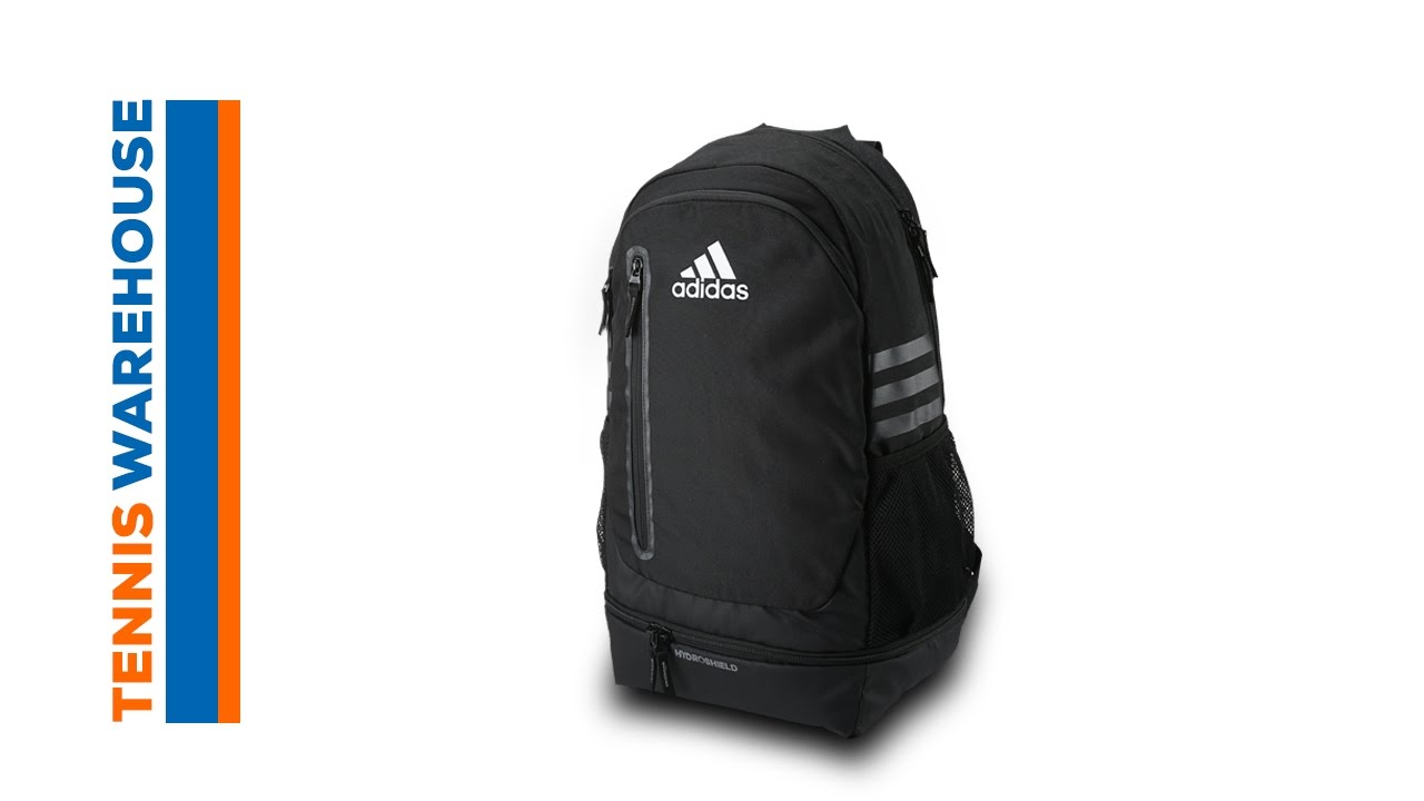 bd599c4a9519 adidas Pivot Team Backpack Bag - YouTube