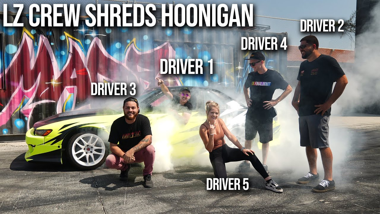 Download Reunited with my 1JZ Coupe - Hoonigan Shreds!