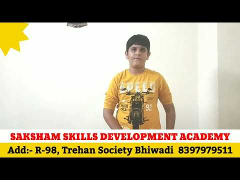 Trehan Society Abacus & Handwriting Improvement Classes   Saksham Skills Development Academy Bhiwadi