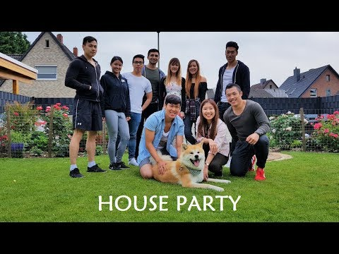 Akita Inu - House Party ()