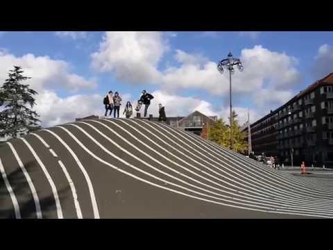 Copenhagen Skate Trip 2016