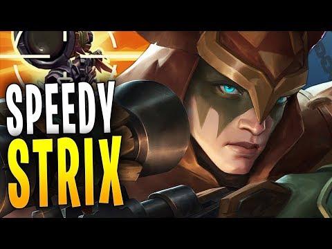 STRIX SPEED SNIPES!