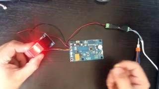 Модуль отпечатка пальца R305 и контроллер K202(, 2016-07-21T23:42:52.000Z)