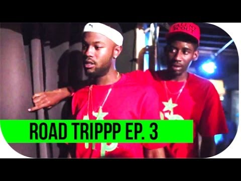 "ROAD TRIPPP Ep. 3 - Casey Veggies gets ""Ghetto Rapper"" treatment from promoters in PHX [WatchLOUD Submitted]"