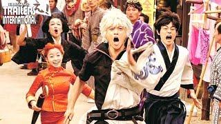 映画『銀魂2 掟は破るためにこそある』2018年8月17日(金)全国ロード...