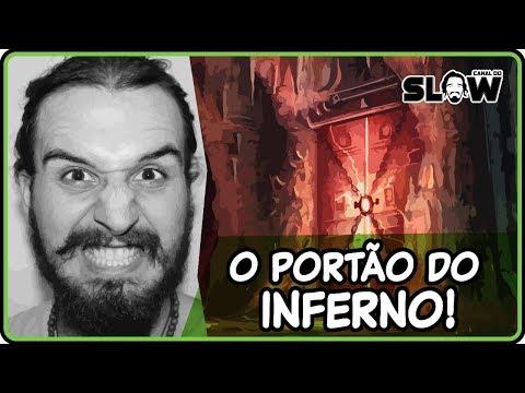 Download Youtube: O PORTÃO DO INFERNO GREGO! | Canal do Slow 52