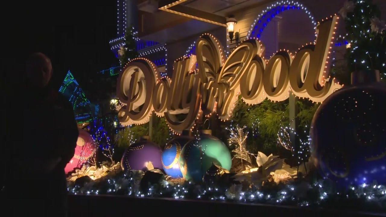 Dollywood Christmas.Dollywood S Smoky Mountain Christmas