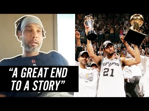 [The Ringer] Tim Duncan Reveals His Most Gratifying Championship | Real Ones