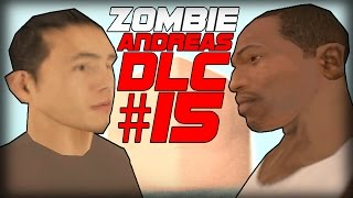 ВСТРЕЧА МАЙКА И КАРЛА (Zombie Andreas Johnsons Story DLC #15)