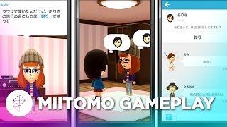 Miitomo Gameplay: Nintendo's New Mobile Game