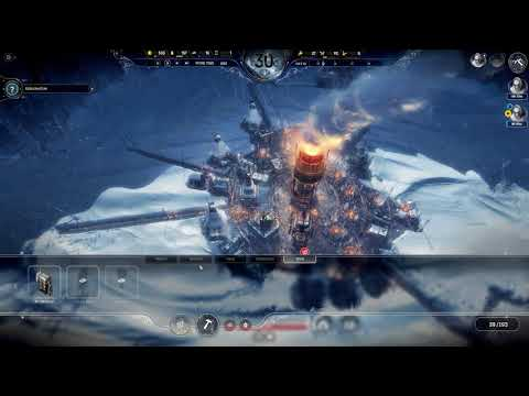 TheChanClan Gaming: Frostpunk Game 1 Episode 2 - New First Colony Ends |