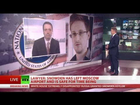 'Snowden likely to apply for refugee status in Russia, US legally powerless'