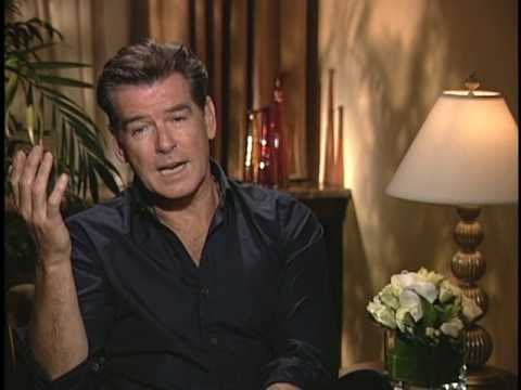 Pierce Brosnan Interview for THE GHOST WRITER