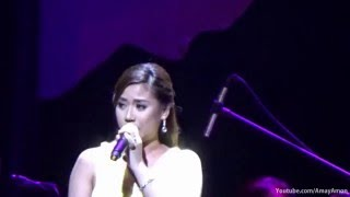 Morissette Amon sings Can You Read My Mind [Superman] Music of John Williams