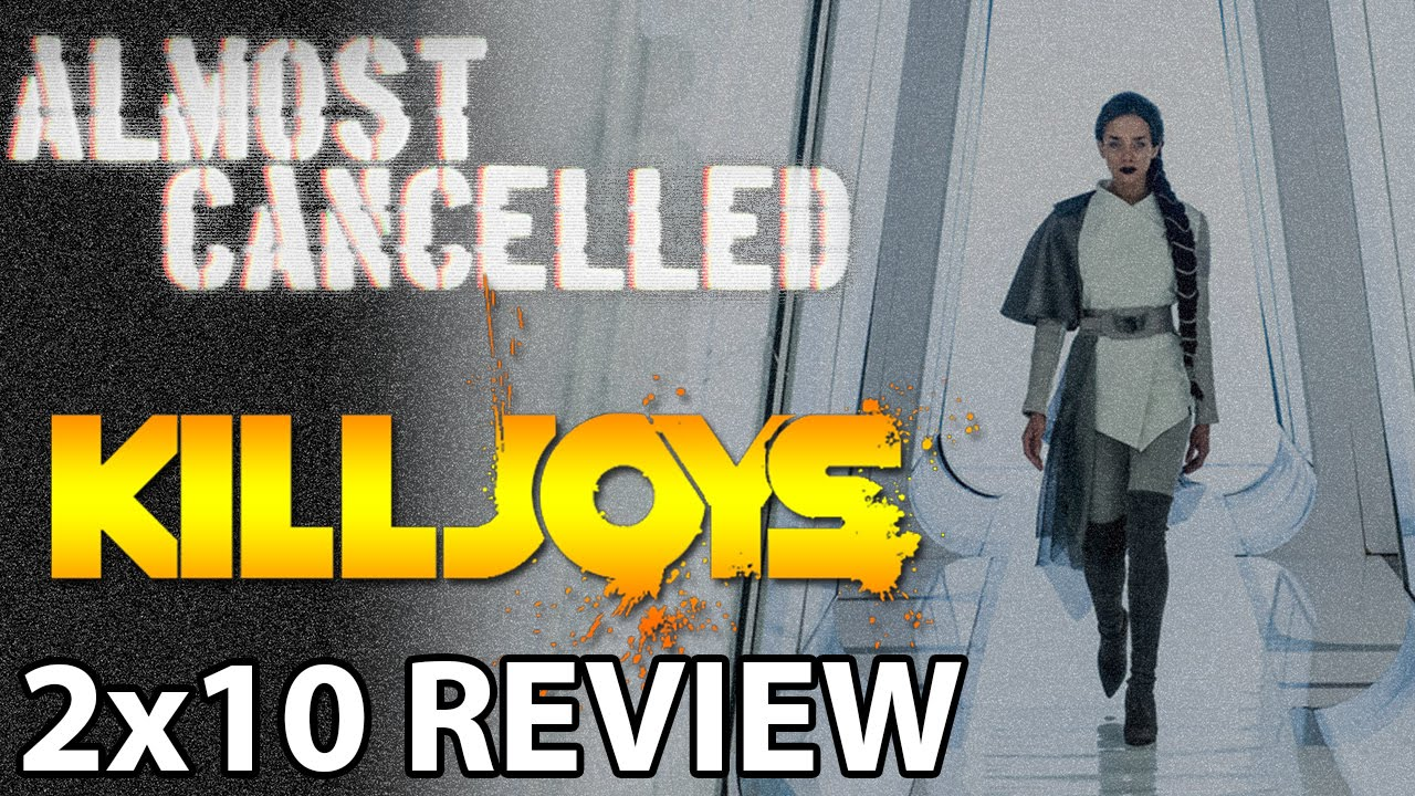 Download Killjoys Season 2 Episode 10 'How to Kill Friends and Influence People' Finale Review