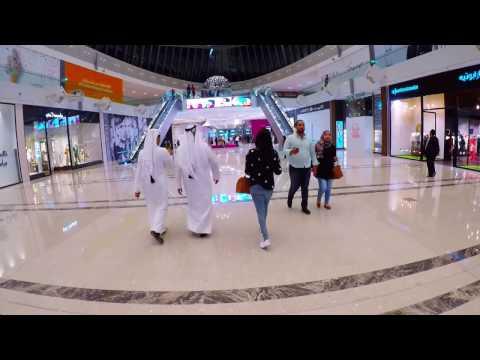 Weekend Visit to Doha Festival City - (GoPro Hero 5 Black)