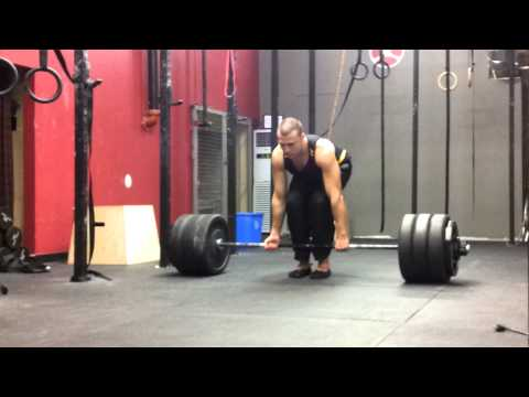 Deadlift - 390lbs
