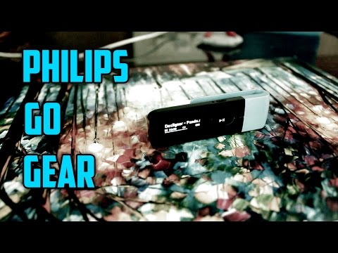 Philips GO GEAR mix 4gb review