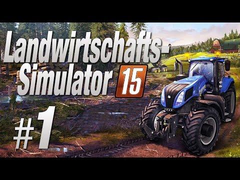 LANDWIRTSCHAFTS-SIMULATOR 2015 ► Dennis sucht Frau | Lets Play Farming-Simulator 2015
