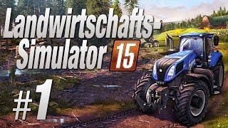 Thumbnail für das Landwirtschafts Simulator 2015 Let's Play