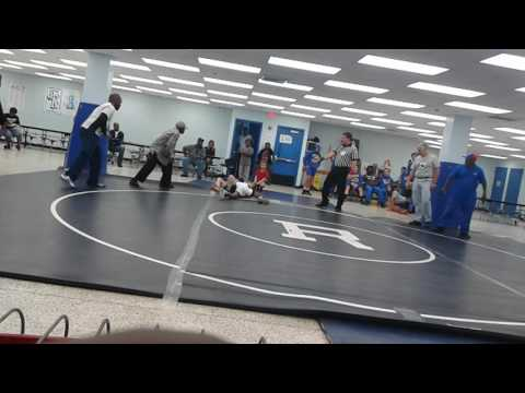 Richmond Heights Middle School wrestling