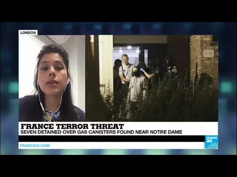 France terror threat: what is the role of women in the Islamic state group's strategy?