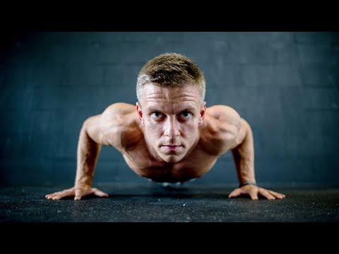 The Ultimate Push Up | Can you do it?