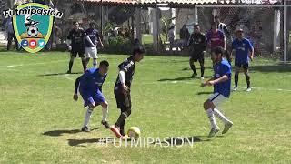 NIUPI VS UNION ITALIA NEGRO futbol llanero