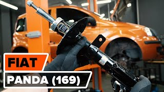 Watch the video guide on HONDA JAZZ Saloon Stabilizer bar link replacement