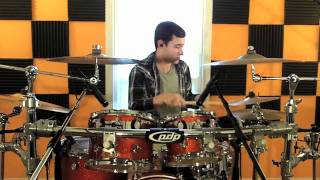 Pumped Up Kicks by Foster The People - Drum Cover