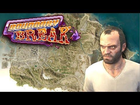 Off Camera Secrets   Grand Theft Auto V - Boundary Break