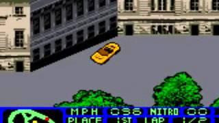 GBC ► Test Drive 2001