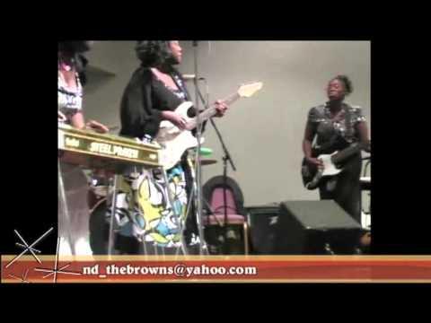 Nikki D & the Browns - Live Concert