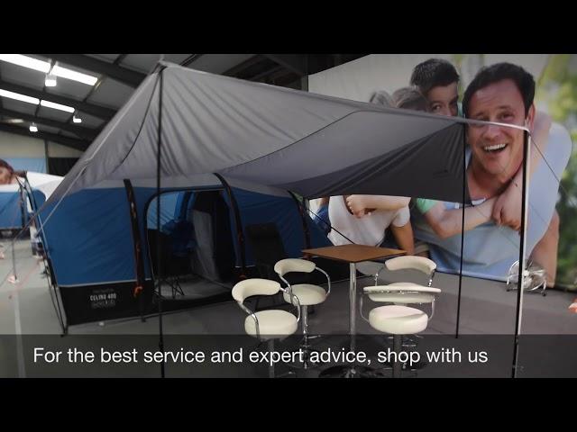 Vango Family Shelter Review 2019