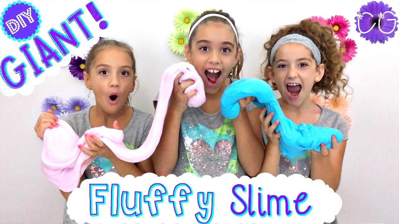 how to make fluffy slime jojo siwa