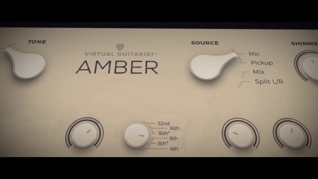 UJAM Virtual Guitarist AMBER v1 0 1 Win - Freshstuff4you